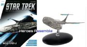 Star Trek Official Starships Collection #089 USS Enterprise NCC-1701-J Eaglemoss